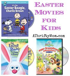 Easter Movies for Ki