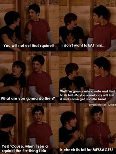 Drake and Josh. I miss them ❤