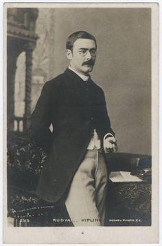 Rudyard Kipling: The Books I Leave Behind
