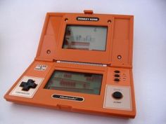 Blog - Nintendo's Donkey Kong Game & Watch, The Bi-Weekly British Backtrack