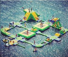 water float island..I WILL GET THIS!