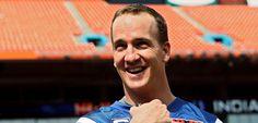 Peyton Manning, Enough Said.