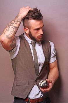 Haircuts For Men With Receding Hairlines | Home Decor Life