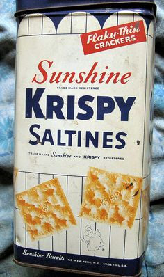 sunshine krispy saltines