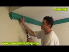 DIY - Prepare and Paint New Crown Molding (Part 1)   In this Video, I show you how to prepare New Crown Molding. I show you how I fill the nail holes and Caulk it. I am using a caulk called Big Stretch. The Nail hole filler is made by Dap Pink Nail Hole filler.