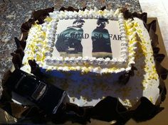 Supernatural Cake!!  Yes!!