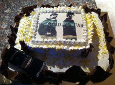 Supernatural Cake!!  Yes!!