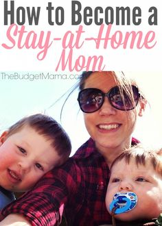 Want to become a stay-at-home mom but aren't sure how to? I'm spilling all the details of how I stay home with my boys on an income less than $58K a year.