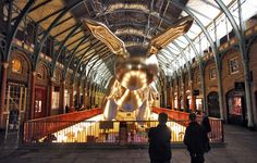 Covent Garden #london #mustsee #accorcityguide The nearest Accor hotel : Mercure London Bloomsbury Hotel