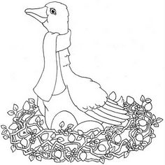 Beccy's Place: Six Geese A-Laying could try and find images for all of the twelve days and put them onto napkins