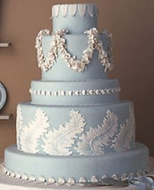 Wedgewood inspired.