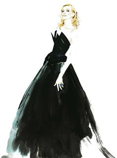 #illustration by David Downton