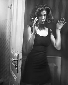 Morning Beauty | Laetitia Casta by Vincent Peters | Fashion Gone Rogue: The Latest in Editorials and Campaigns