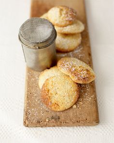 jamie oliver's lemon butter biscuits
