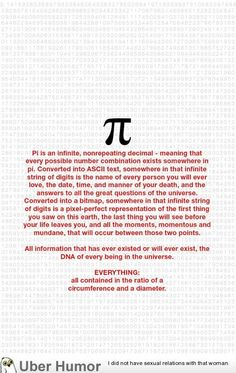 circles, go math, infinity tattoos, deep thoughts, meaning of life, life of pi, circle of life, person of interest, pie