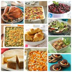 Top 10 Thanksgiving Recipes from Taste of Home