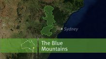 Landforms of the Blue Mountains
