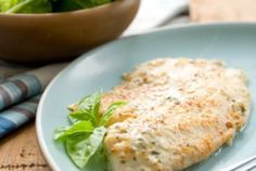 Broiled Tilapia with Parmesan and Herbs | Whole Foods Market