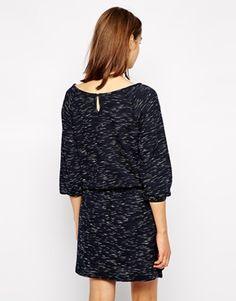 Sessun Altai Marl Jersey Dress with Belt.