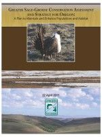 Greater sage-grouse conservation assessment and strategy for Oregon by Oregon Department of Fish and Wildlife