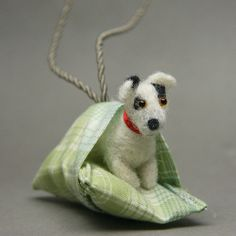 Miniature Dolls | Make a Poseable Miniature of Your Favorite Dog in Dolls House or Other ...