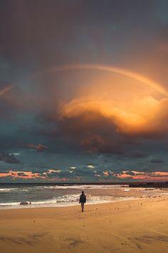 ✿⊱Those amazing Beach Skies