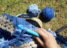 fat crochet, crochet hooks, braided rug, floor rugs, crochet rugs, knit, big fat, diy rugs, rag rug