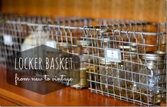 locker-basket-aged-with-spray-paint