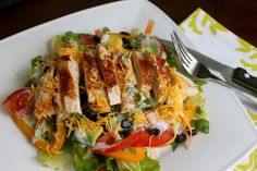 A Globe Trotter's Fare: Cajun Style Chicken Salad - make your own seasoning!