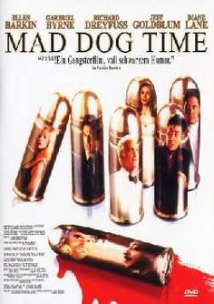 From the 1980s, we laughed at the  navel-gazing narcissism of people  with mental illness. Recent films have  intensified the cruelty of the humour.  In Mad Dog Time (a.k.a. Trigger Happy, 1996), gangster Vic  has been committed to the insane  asylum, and his gang are told he'll be  released one personality at a time. #comedy #mentalhealth #mentalillness