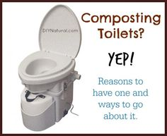 Why a composting toilet? Not a popular topic, but everyone uses the bathroom! Modern toilets USE resources while composting toilets actually GIVE back!