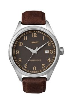For day-to-day nothing beats my good old Timex.  Timex Originals $95