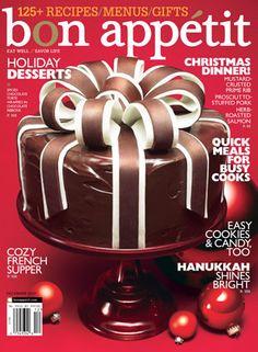 December 2010 Table of Contents - Bon Appétit