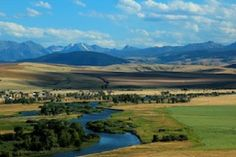Bozeman, MT: Madison River I miss floating the Madison!  Buy a tube and go! 40 minutes from town. BYOanything...