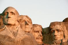 The Icon: Mount Rushmore