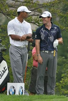 Ho Hum! Tiger Woods And Rory McIlroy Shoot Even Par In First Round