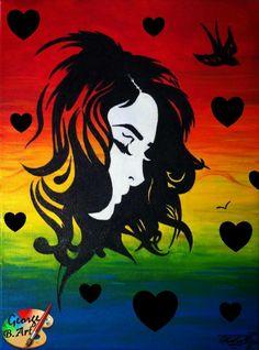 My valentine related artwork ! Hope you like it ! George B. Art