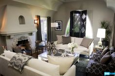 Interior Therapy with Jeff Lewis Photos | Before and After: Stewart and Samantha