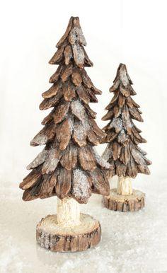 Pinecone Tree #snow #natural #cone #winter
