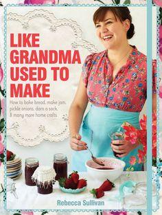 rebecca sullivan, books, heart cookbook, food, read, book covers, grandma, book reviews, sugar