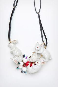 Andrés Gallardo necklace