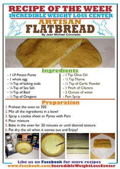 ideal protein flatbread recipe