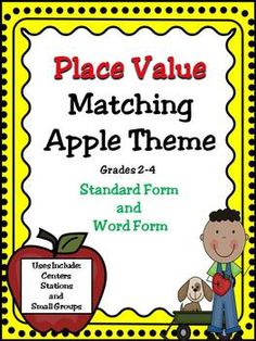 Place Value: Matching Game