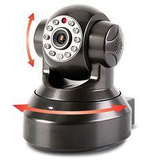 The Best WiFi Security Camera - Hammacher Schlemmer
