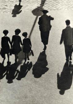 Franz Renson, La Rentrée, ca. 1950