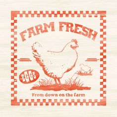 Farm Fresh I Framed Print