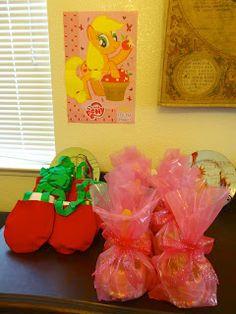 Welcome to the Krazy Kingdom: Taya's 5th Birthday Party - My Little Pony