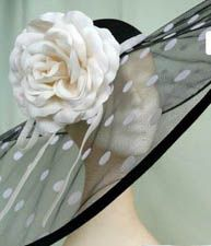 how to make a wire frame construction hat. click link and then click tutorial.