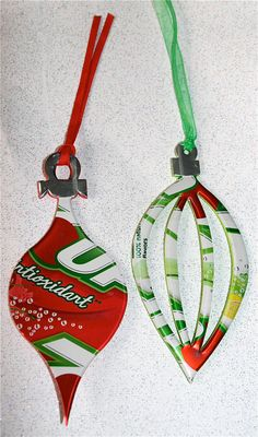 Soda can art recycling on pinterest soda can art for Aluminum can decorations