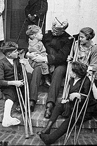 vintag medicin, scottish art, insid children